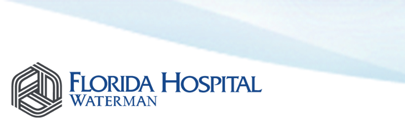 Logo - Florida Hospital Waterman